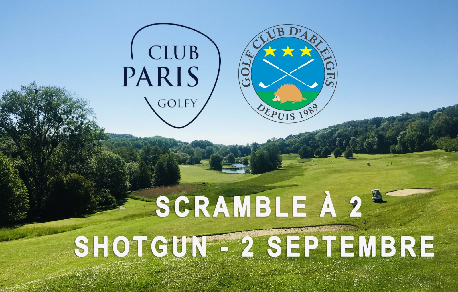 Golfy Cup 2021 Ableiges